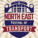 Festival of Transport North East logo