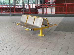 Image showing seats at Gateshead Interchange