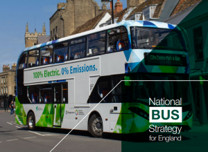 National Bus Strategy for England